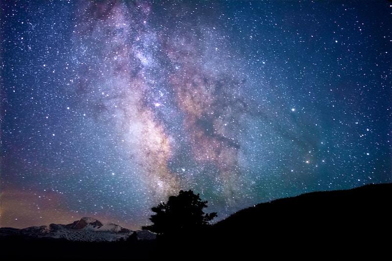 柔らかい雰囲気の星